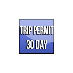 Trip Permit 30 Day