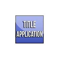 Title Application