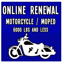 Registration Renewal
