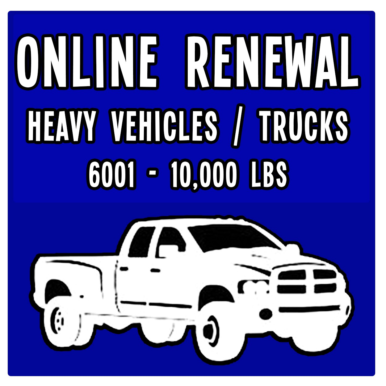 Register car online texas - Online Registration Renewal For Heavy